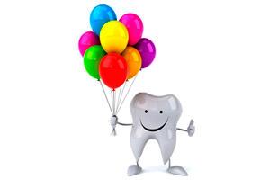Зубе ком с днем рождения